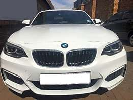 BMW 2 Series 220D M Sport Auto Cope