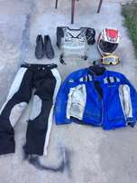 BMW Motorcycle Gear