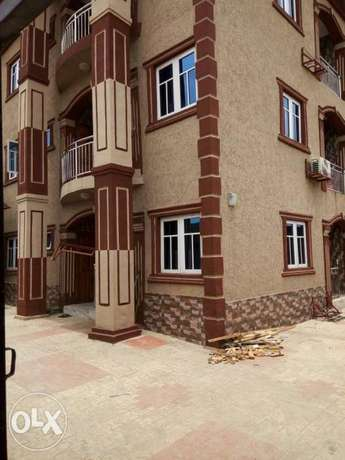 A Newly built two bedroom flat to let Agege - image 1