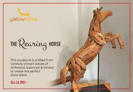 The Rearing Horse Sculpture