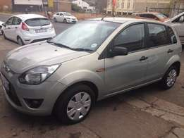 Ford Figo 1.5 Ambiente 5-Door in a good condition with a full service.