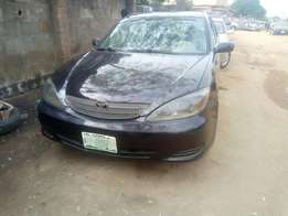 My super clean Toyota Camry Nigeria used urgently for sale