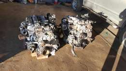 Toyota D4d engines
