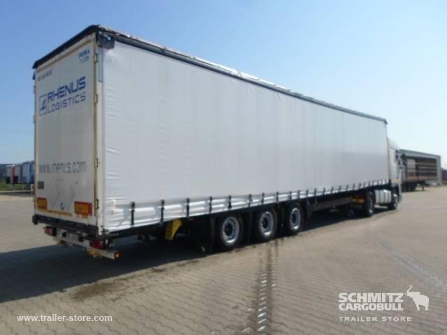 Schmitz Cargobull Semitrailer Prelată culisantă Mega - 2012 - image 2