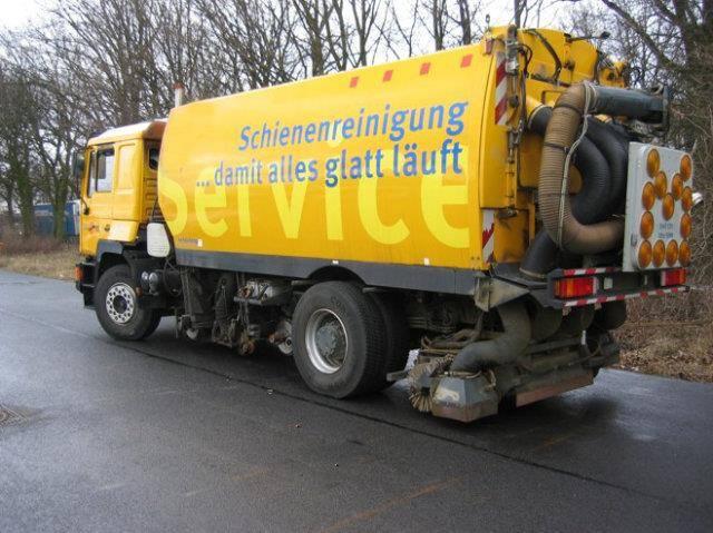 MAN T31 19.314 4x2 Standheizung/eFH. - 2001