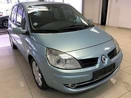 Renault Scenic Ii Dynamic 2.0 A/t