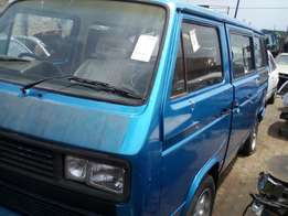 VW Combi stripping for spares