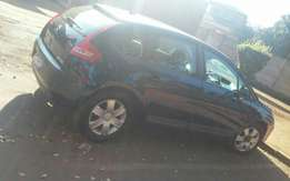 Citroen c4 2007 mdl 1.6hdi up for graps
