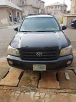 Toyota Highlander. Good Working Condition. Very Well Maintained.