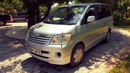 Clean Toyota Noah For Sale.