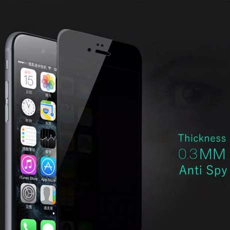 AntiSpy Privacy Screen Glass Protector For All iPhones n Samsung Nairobi CBD - image 7