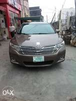 Toyota VENZA 2010 Used first body nothing to fix buy and drive