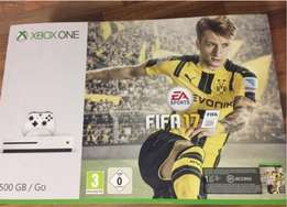 Brand new and sealed Xbox One S 500gb