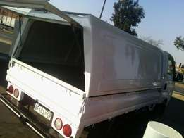 1.5ton bakkie for hire at an affordable price.