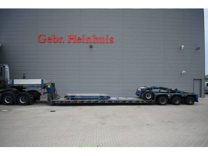 Goldhofer STZ-VL3-28/80A 6.2 M Extandable Powersteering 4 M Extansions - 2009