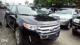 Ford Edge 2013 Black Limited