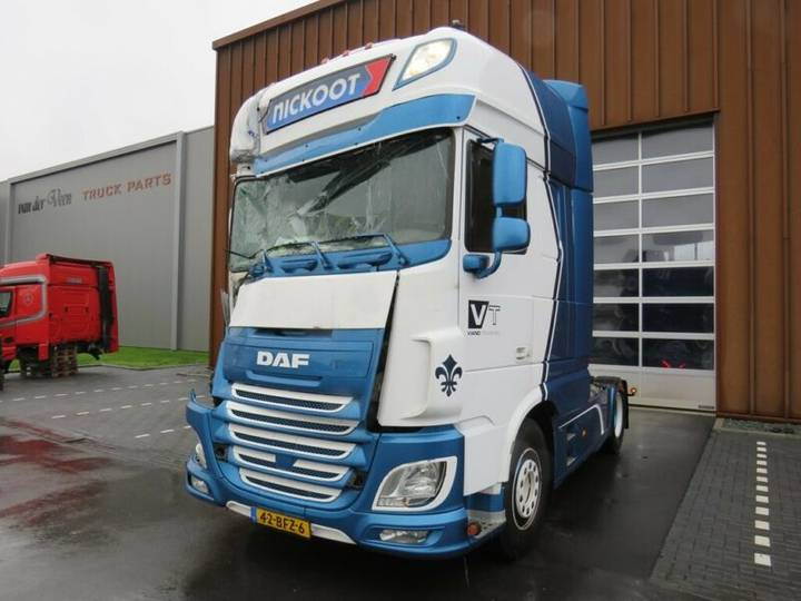 DAF XF 460 Superspacecab - 2015