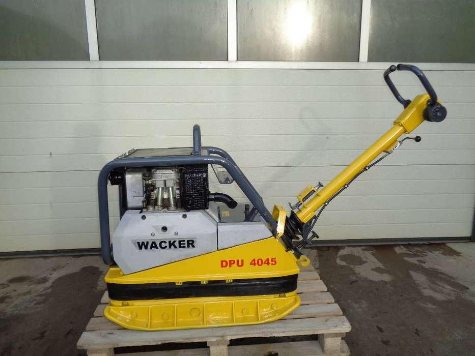Wacker Dpu4045h - 2005