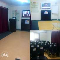 BWC Conducive Conference & Training Room at affordable rate