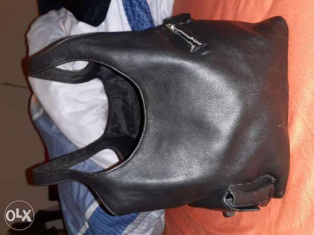 Planet Bag Real leather used very good condition