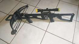 Bargain ! Crisbow Crossbow Quattro mk.4 with scope ! 150Lb !
