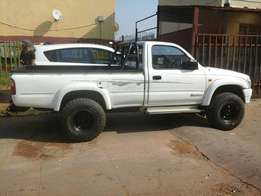 Hilux raider for sale swop why