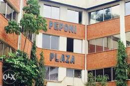 Peponi Plaza PRIME Office Space for Sale Mwanzi Road