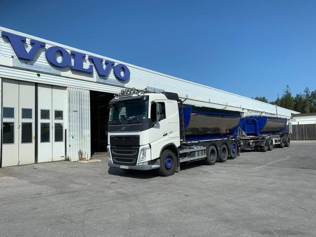 Volvo Fh - 2014