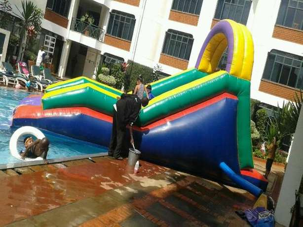 Slide water slides for hire Westlands - image 3