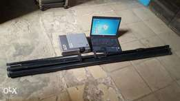 Hp Laptop, Hitachi projector and screen