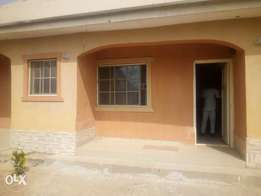 A relatively new one bedroom flat To Let at Gidan Mangoro