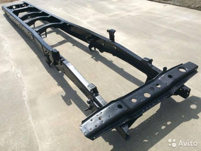 MAN Dokumenti chassis for TGA semi-trailer - 2019