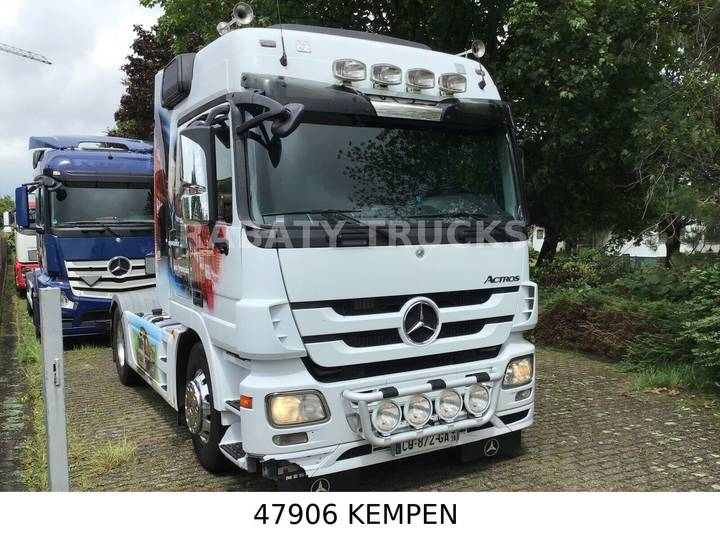 Mercedes-Benz 1844 RETARDER - 2013