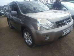 2009 nissan XTRAIL on offer