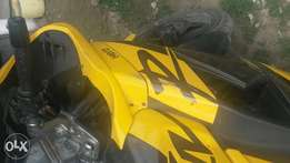 Am selling my hero MZR sports bike contact