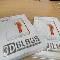 iPhone 3D Glass protector