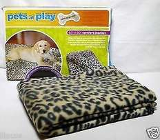 Pets At Play - Comfort Blanket