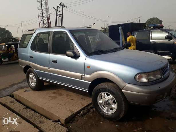 Tata jeep New year give away. Owner ready to sell.Just call for inspe Ikoyi - image 1