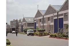 Go-down 6400sqft Mombasa Road to let