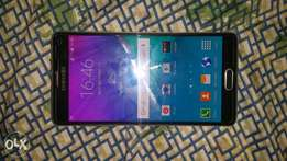 Samsung galaxy note 4 in excellent condition