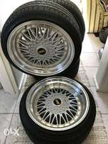 Urgent sale: BBS mags ( narrow and wide)