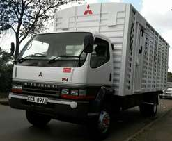 Mitsubishi FH215 KCA Very clean and in perfect condition!!