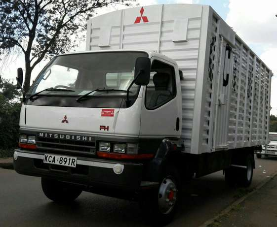 Mitsubishi FH215 KCA Very clean and in perfect condition!! Parklands - image 1
