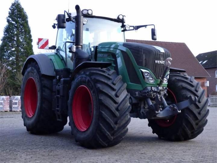 Fendt 930 Vario S4 Profi Plus - 2015