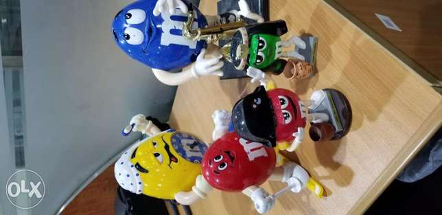 M&M figures for who like collection