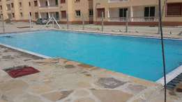 Executive medium 3 bedroom APARTMENT with swimming pool and Generator