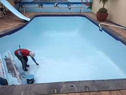 Fiberglass and Marbelite Pool Renovations, Services and Construction