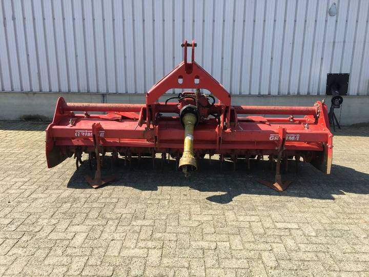 Grimme RT 300 - 2010