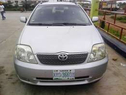 Toyota Corolla,02 (wagon) manual gear