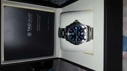 Brand New Tag Heuer AquaRacer Wrist Watch